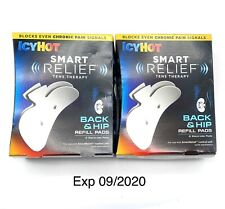 Icy Hot Smart Relief Reusable Refill Pads - 2 Carton