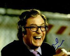 MICHAEL CAINE Signed Photo - Austin Power