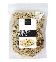 Hayllo Superfood Pumpkin Seeds Pepitas Roasted n Salted in Shell, 12 Ounce