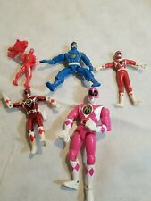 Wholesale lot Vintage Power Rangers Action Figures and Power Ranger Figures.