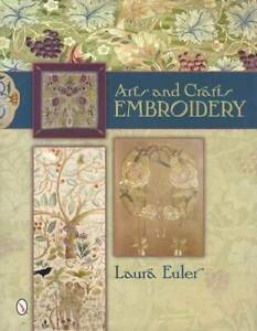 Arts & Crafts Movement Embroidery Collector Guide 1860-1910 Dresses Textiles Etc