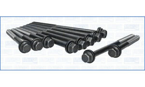 Genuine AJUSA OEM Replacement Cylinder Head Bolt Set [81024200]