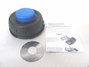 Genuine Husqvarna 531300194 T35 Tap Advance Trimmer Head 10mm Dual Line