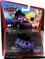 Disney Diecast Pixar Cars Kimura Kaizo Oversize Deluxe Die Cast Toy Car 10cm New