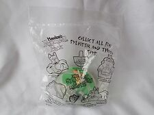 NIP 1998 Hardee's Funmeal Pack Sylvester & Tweety Chase Scene Top Toy