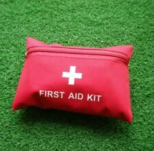 Emergency Medical Bag First Aid Kit Pack Travel Outdoor Treatment Emergent Pouch