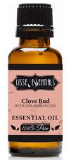 Lisse Essentials Clove Bud Essential Oil, 100% Pure Therapeutic Grade, 30 ml