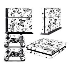Sticker Skin Protective Decal for Sony Playstation4  PS4 Console&Controlle