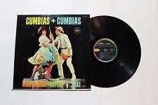 KIKA CAYITO Y MIKE Cumbia + Cumbia Musart 1024 US VG+ Latin Classic 05B