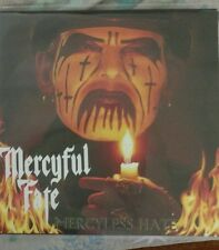 MERCYFUL FATE * KING DIAMOND * PORTLAND 84 LP - CLEAR VINYL