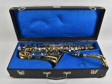 g28w57- Saxophon Weltklang Solist mit Koffer
