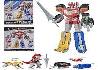 Power Rangers Includes 5 Dinozord Mighty Morphin Dino Megazord Mega Pack Robot