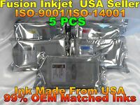 5 Compatible Cartridge fit canon PFI-703 Ink iPF810 815 820 825 700ml mfp m40 zz