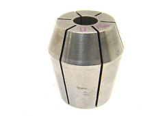 "USED UNIVERSAL ENGINEERING 11/16"" DOUBLE TAPER ""XZ"" COLLET .6875"""