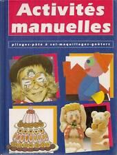 ACTIVITES MANUELLES / FRANCE LOISIRS