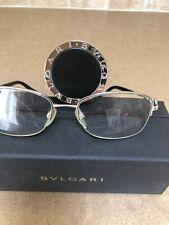 ladies Bvlgari glasses and case