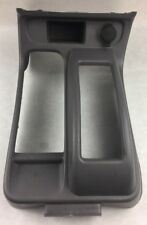 2001 Nissan Xterra Floor Console Atomatic Shifter And 4x4 Bezzle