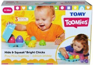 Hide and Squeak Bright Chicks