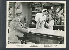 ROCK HUDSON + GIGI PERREAU IN A MALT SHOP - 1952 HAS ANYBODY SEEN MY GAL