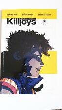 More details for killjoys: the true lives of the fabulous graphic novel (dark horse)