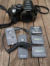 Panasonic LUMIX G5 MFT-Digitalkamera - (Gehäuse/Body) Zubehörpaket OVP