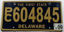 "USA Nummernschild Delaware ""THE FIRST STATE"". 11646."