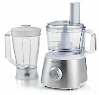 ARIETE Robomax Metal + Blender 1779 Robot Cucina 1500W Food processor 2.1Lt