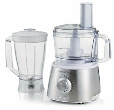 ARIETE Robomax Metal + Blender 1779 Robot Cucina 1500W Food processor 2.1Lt