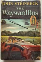 1947 1st The Wayward Bus, by John Steinbeck, FREE EXPR W/WIDE