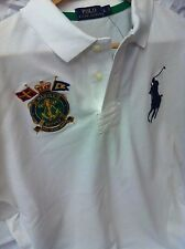 polo ralph lauren marine supply shirt size large retail $ 98.50