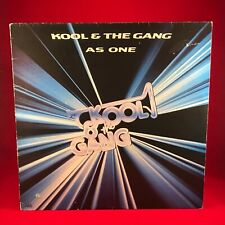 KOOL & THE GANG As One 1982 UK  vinyl LP EXCELLENT CONDITION