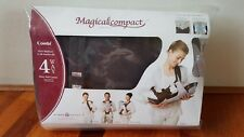 Combi - Magical Compact 4 Ways Baby Carrier + Cute Baby Carrier