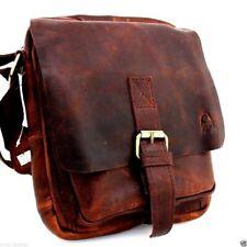 Vintage Leather Bag Messenger for iPad air 2 3 4 mini Satchel shoulder cross 5