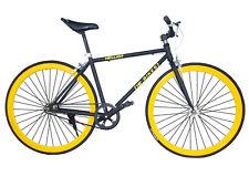 HELLIOT BIKES Singlespeed Fixie.Fahrrad Bike Fixed. Fahrradlenkstange