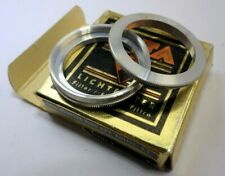 Lifa Bay 1 35 series 5 V Filter Adapter holder & Retaining ring TLR Rolleiflex