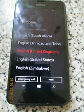 Nokia Lumia 635 - 8 Go-noir (Unknown Network) Smartphone