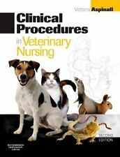 Clinical Procedures in Veterinary Nursing by Victoria Aspinall (2008, Paperback)