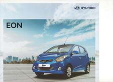 Hyundai Eon car (made in India) _2018 Prospekt / Brochure
