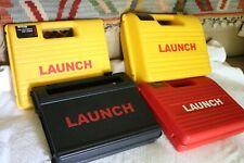 Automobile Launch Diagnostic Test Adapter & Ref. Printer Box   X-431