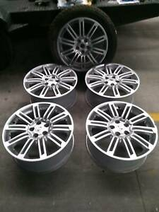 LANDROVER DISCOVERY 4 RANGE ROVER P38 20 INCH WHEELS