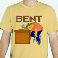 "Rebel Element Clothing ""Bent"" men's t shirt"