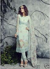 salwar kameez pakistani design indian bollywood unstitched punjabi churidar suit