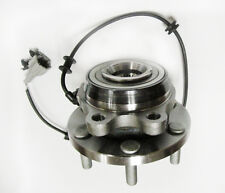 Fits Nissan Navara D40/Pathfinder R51 2.5TD Front Wheel Bearing & ABS Sensor X2