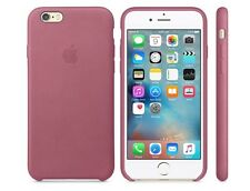 New Official Soft Silicone Gel Leather Case Cover for Apple iPhone 6/6S/7 Plus
