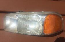 Sierra Yukon 99-07 Headlight Left Driver Head lamp Bracket 16524544 16524543