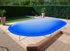 Oval Inflatable Pool Cover From Truck Tarp 24oz/M ² (48oz/M²)