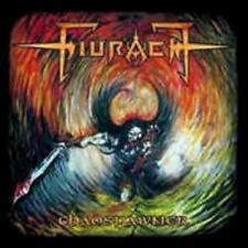 Fiurach – Chaospawner - CD 1999 CZECH VERY RARE black metal NEAR PERFECT death
