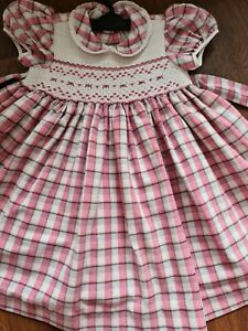 Pretty Originals Smocked Dress