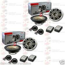 "4 x POLK AUDIO DB5251 5.25"" CAR AUDIO MARINE CERTIFIED COMPONENT SPEAKERS"