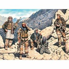 1:35 SCALE Somewhere in the Middle East Present day figures Masterbox  MAS35163